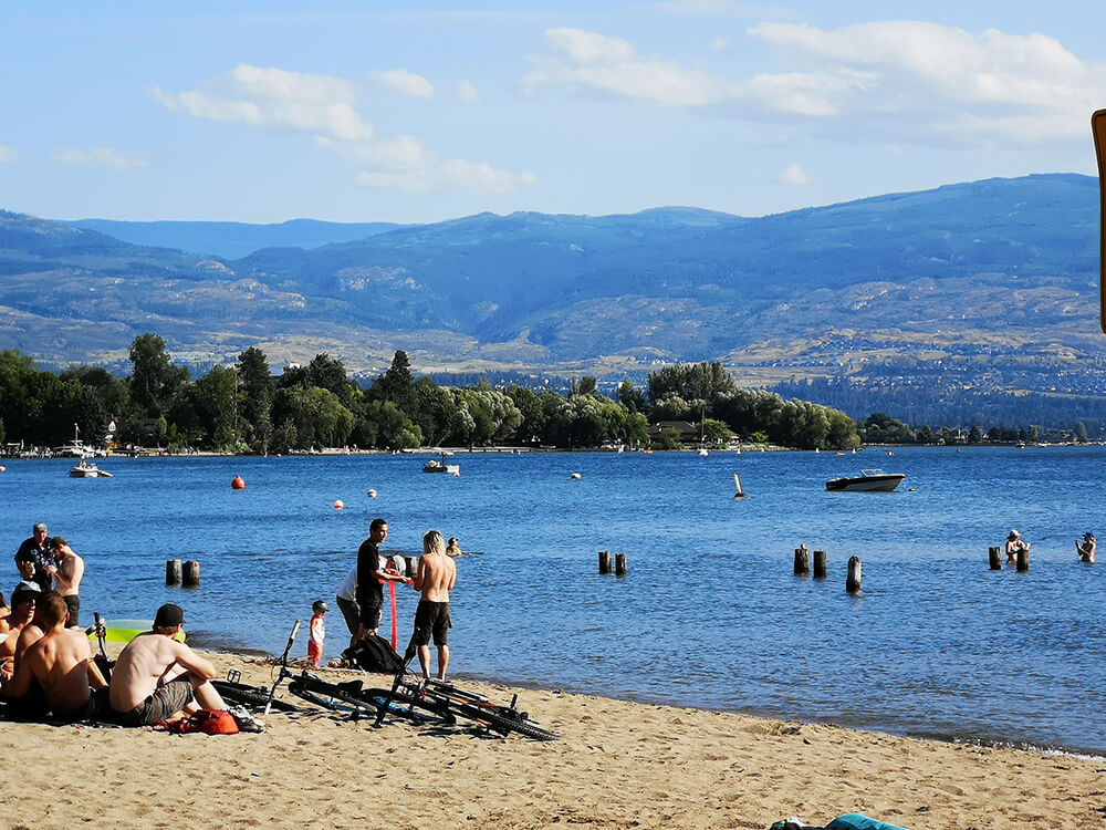 Ray Ferguson - Buying Your First Home In Kelowna - People By The Beach