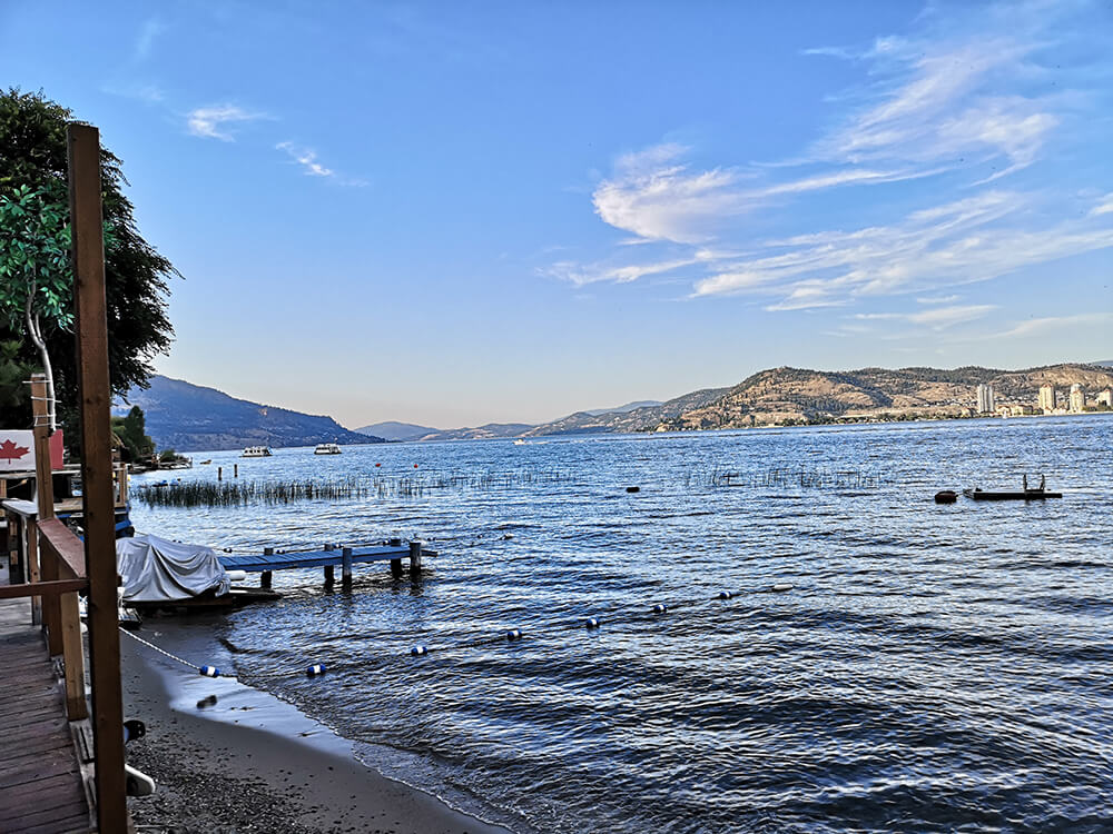 Ray Ferguson - Buying Your First Home In Kelowna - Lake View